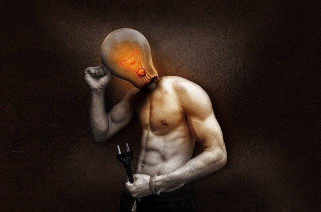 light bulb, current, light