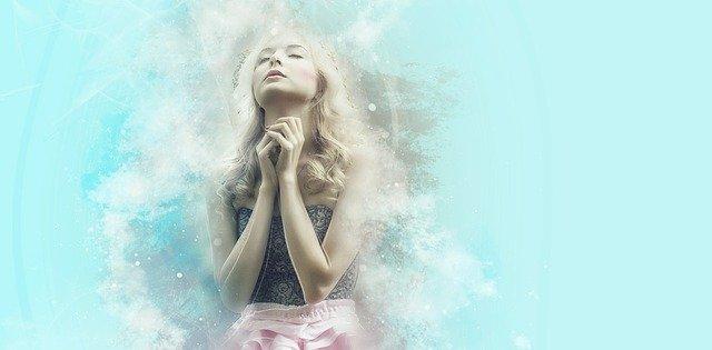 pray, faith, fairy